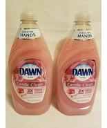 2 Dawn Ultra Gentle Clean Pomegranate Splash Scent Dishwashing Liquid 16... - $24.74