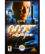 007 Nightfire - Manual Only - Playstation 2 - $1.24
