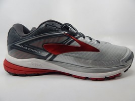 Brooks Ravenna 8 Size US 9 M (D) EU 42.5 Men's Running Shoes Silver 1102481D067