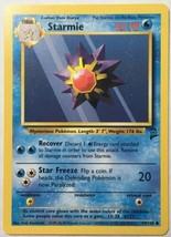 Starmie 94/130 Pokemon Card TCG Wizards Original Base Set 2 Light Play W... - $2.54