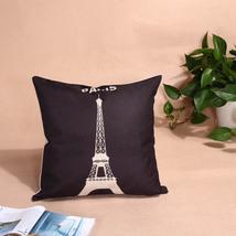 (3)Fashion Vintage Retro Home Decorative Linen Blended Crown Throw Pillo... - $18.00