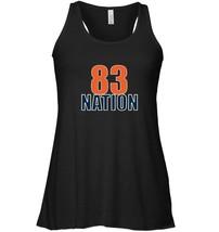 Mens 83 NATION Score 670 Chicago Sports Radio Mens Flowy Racerback Tank - $26.95