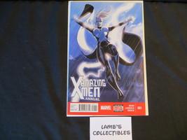 Amazing X-men Annual #1, August 2014 1st print - $9.99
