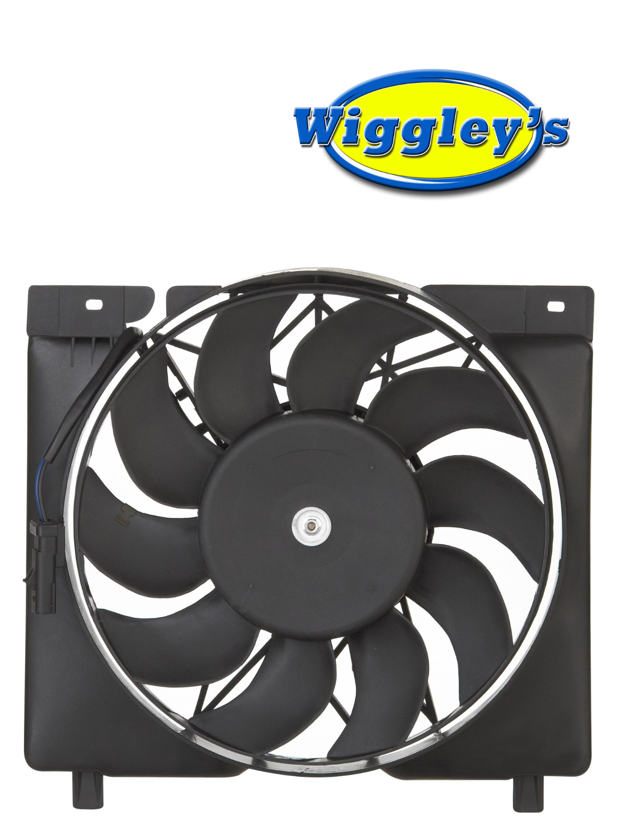 ENGINE COOLING FAN ASSEMBLY CH3115106 FOR 97 98 99 00 01 JEEP CHEROKEE L6 4.0L