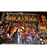 """Risk """"The Lord Of The Rings"""" Trilogy Edition - $22.95"""