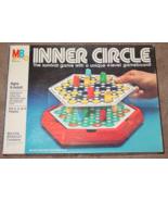 INNER CIRCLE GAME 4 LEVEL GAMEBOARD 1981 MILTON BRADLEY COMPLETE - $12.00