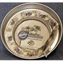 Wilton Cake Pan: Double Tier Round - $23.95