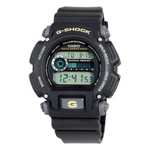 DW9052-1B G-shock 200-meter Water-resistant El-backlit With Afterglow - $46.62