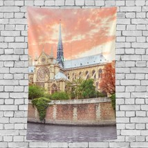 Light Hanging Wall Particluar Notre Dame De Paris Pattern Hanging On Wal... - $26.00