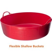 Red flexible tub thumb200