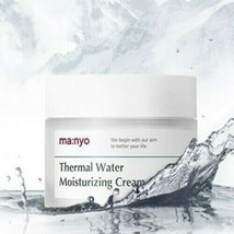 Manyo Factory Thermal Water Mineral Cream 50ml+50m Pure Natural Sentitiv... - $37.89