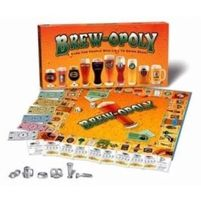 BREW-OPOLY Beer Lovers Monopoly Board Game [New] Brewopoly  - $29.99