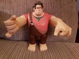 Disney Smashing Wreck It Ralph Electronic talking action figure Thinkway... - $23.33