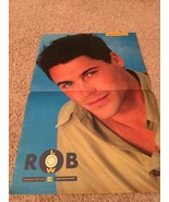 Rob Lowe teen magazine poster clipping Brothers and Sisters Bravo Bop 19... - $4.00