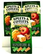 Liberty Orchards Aplets & Cotlets Soft Fruit & Nut Candies 5 oz ( Pack o... - $34.64