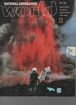 National Geographic World - May 1986 - Sand Castles, Penguins, Super Mod... - $1.03