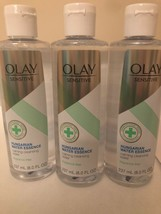 3 Olay Sensitive Hungarian Water Essence Fragrance Free Calming Cleansing Water - $26.24