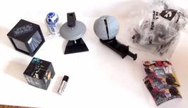 "Vintage 1996 Taco Bell Kids Meal Star Wars Trilogy toy LOT New ""Sealed"" ... - $26.99"