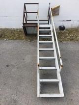 9ft Platform Ladder - $400.00