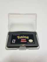 Pokemon Rocket Science Version Gameboy Advanced Game Homebrew Rom Hack Fan Made - $13.56