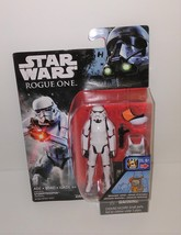 Star Wars Rogue One IMPERIAL STORMTROOPER Action Figure with Breakaway A... - $8.96