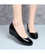2019 Women's Pumps New Fashion Spring Summer Shoes Ladies Fashion Round Toe - $15.98+