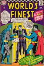 World's Finest Comics #156 VG; DC | low grade comic - save on shipping -... - $31.99