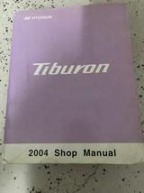 2004 Hyundai Tiburon Service Repair Shop Workshop Manual OEM  - $138.59