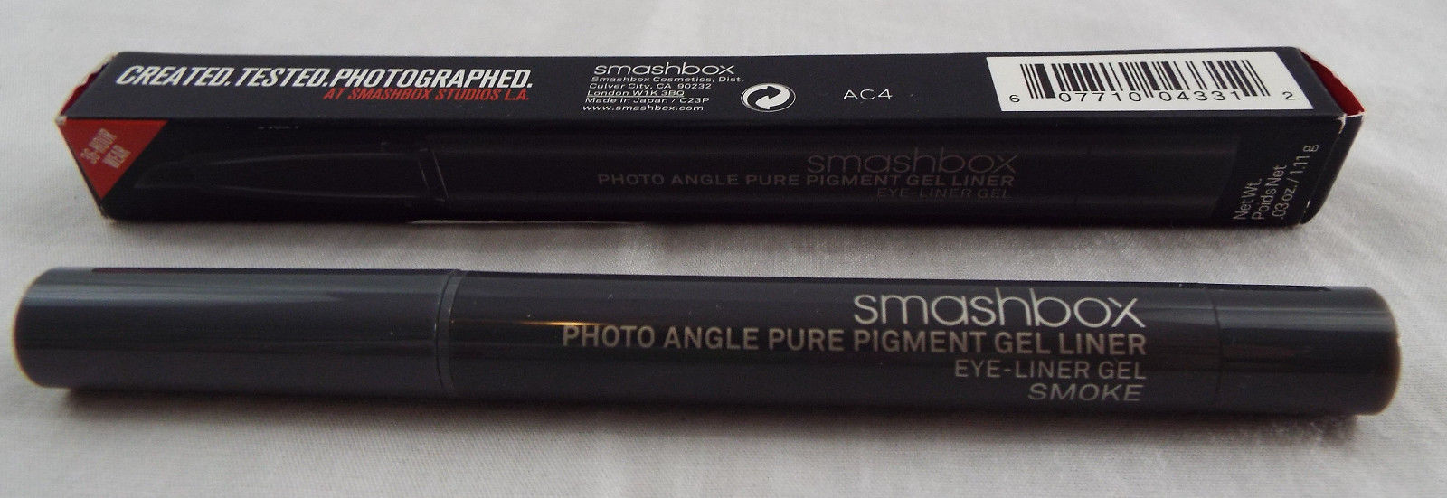 Smashbox Photo Angle Pure Pigment Gel Liner And 50 Similar Items