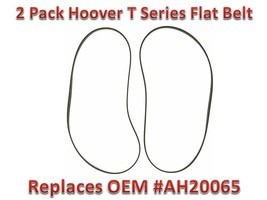 2 Hoover Windtunnel T Series Vacuum Cleaner Belts Style 65 AH20065 562289001 - $11.38