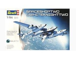 Revell 1/144 Virgin SpaceShipTwo WhiteKnightTwo Plastic Model Kit - $20.00