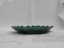 Vtg Lefton Christmas Green Holly & Berry Small Plate for 2-Tier Tidbit T... - $3.99