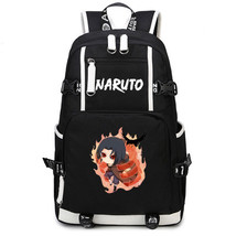 Naruto Theme Fighting Anime Series Backpack Schoolbag Daypack Mini Itachi - $36.99