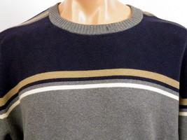 Woolrich Mens Pullover Sweater Grey Heather 100% Cotton sz XL Japan - $409,64 MXN