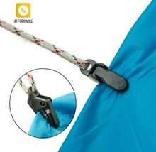 Clip Tent Pull Point Outdoor Camping Tent Alligator Point Hook Buckle Fo... - $7.23
