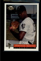 1993 FLEER EXCEL #1 ARMANDO BENITEZ NM-MT - $0.98