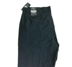 Callaway Mens Active Flex Fabric Opti Dri Stretch Shorts - SPF 50 - Blac... - $39.55