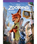 Zootopia DVD - Like New - $7.80