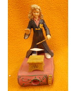 "Enesco Harry Potter ""Hermione"" Storyteller Figurine #823619 UPC:04554415... - $12.67"