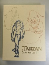 Disney's The Tarzan Chronicles Limited Edition Signed Collector's Book #800/1600 - $327.24