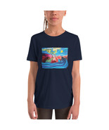 Advocacy Painting Youth Short Sleeve T-Shirt - $24.50