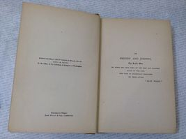 Little Men by Louisa M. Alcott Antique Hardcover Book image 9