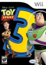 Toy Story 3: The Video Game Nintendo Wii  - $15.88