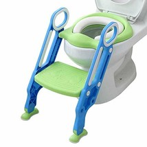 Mangohood Potty Training Toilet Seat with Step Stool Ladder for Boy and Girl Bab
