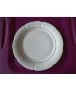 Tabletops unlimited Venetian Silver dinner plate 8 available - $4.70