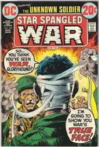 Star Spangled War Stories Comic Book #168 DC Comics 1973 VERY FINE- - $12.59