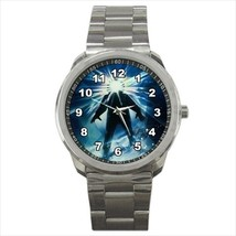 Watch sport metal the thing stainless steel wristwatch - $21.00