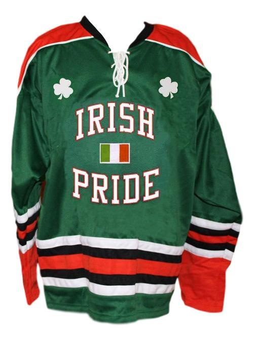 Team ireland lucky irish pride hockey jersey green   1