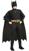 Costume Co The Dark Knight Batman Muscle Deluxe Costume for Boys, Med si... - $69.29