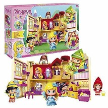 Pinypon The Home Of Lo Tales Includes A Figure Pin And Pon Toy Girl - $280.94